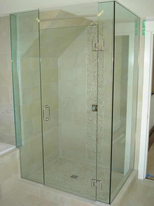 32n123 Kristy Glass Frameless Custom Shower Doors