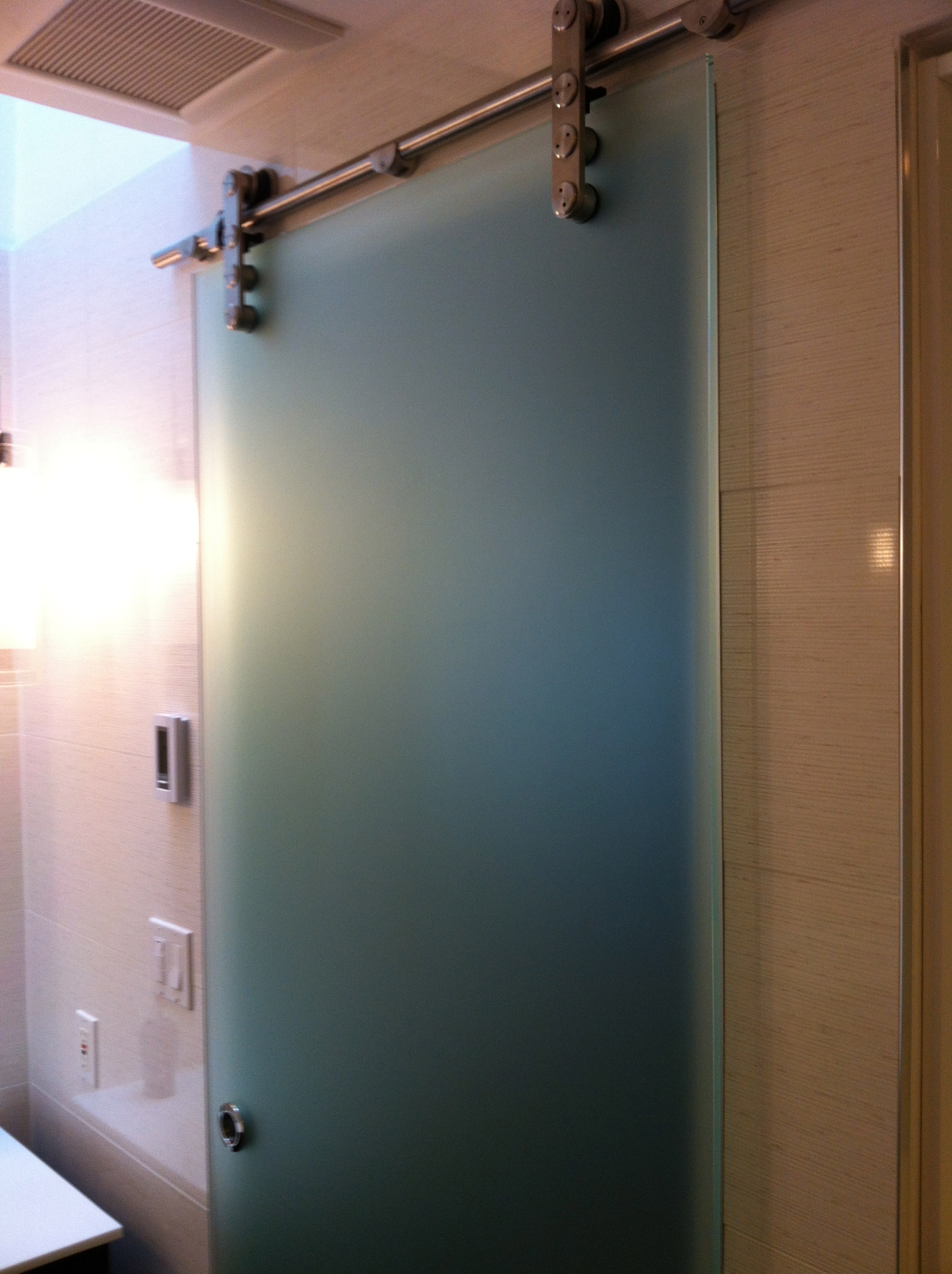 Captivating 90 bathroom glass doors vancouver decorating for Sliding glass doors vancouver